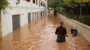 ¿Cómo actúa tu Seguro de Hogar ante los daños causados por lluvias torrenciales?