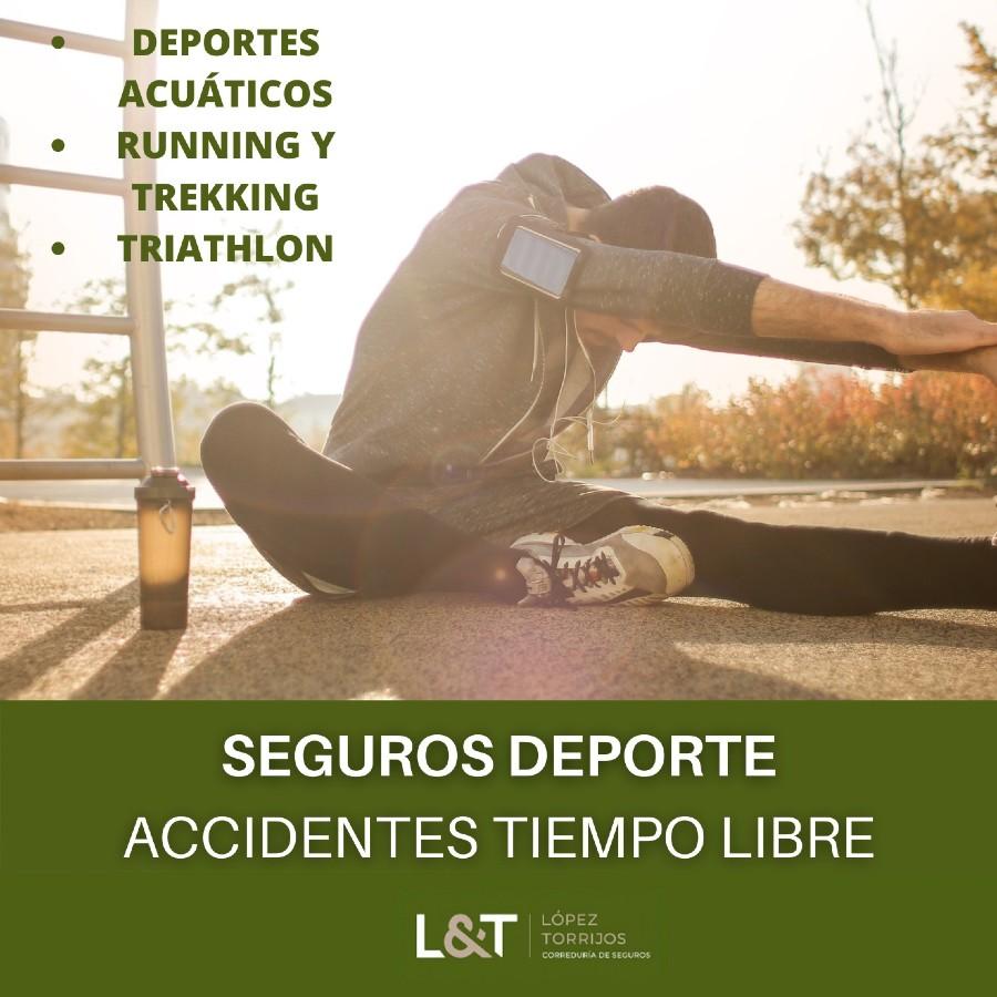 López Torrijos lanza un nuevo seguro de accidentes para la práctica de deporte al aire libre